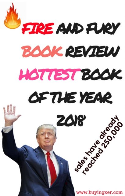 Fire and Fury Book Review Hottest Book of the Year 2018