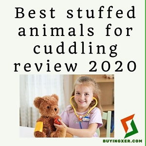 Best stuffed animals for cuddling review