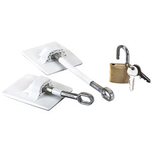 Computer Security Products CSP-103.W Refrigerator Lock