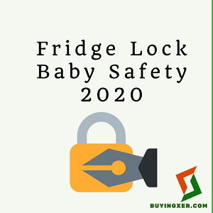 Fridge Lock Baby Safety